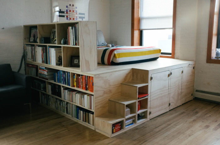 Креативные идеи как расширить и увеличить пространство в доме.