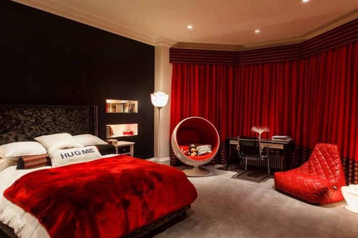 Современные примеры спальных комнат, которые оформлены согласно последним тенденциям дизайна.