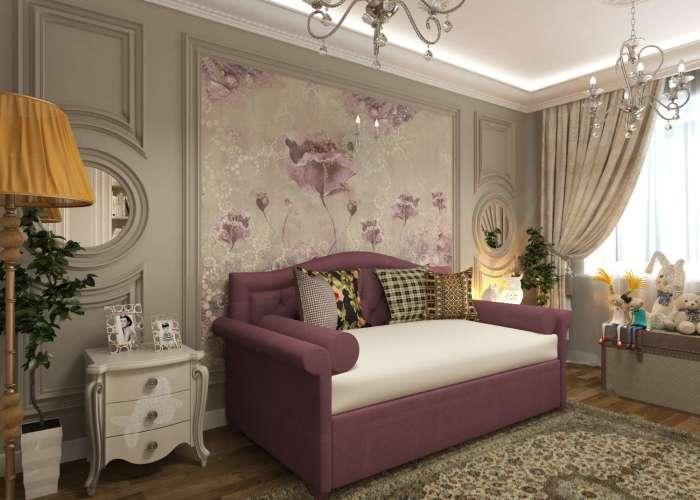 Комната, которая станет мечтой для любого ребёнка.