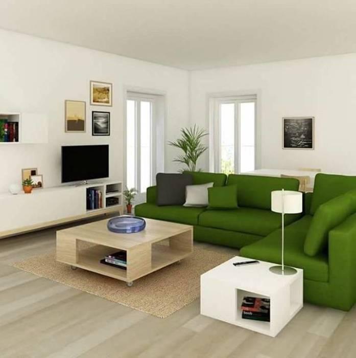 Если вы решили сделать гостиную комнату в современном стиле, то должны совместить в ней уют и современные хай-тек технологии.