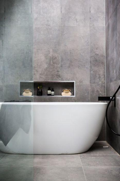 Необычная сантехника в ванной комнате – настоящая изюминка интерьера.