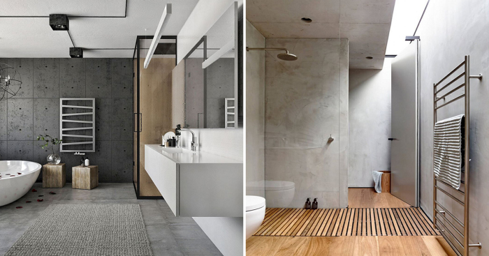 Потрясающих интерьеров ванных комнат, которые поражают своим дизайном и оригинальностью