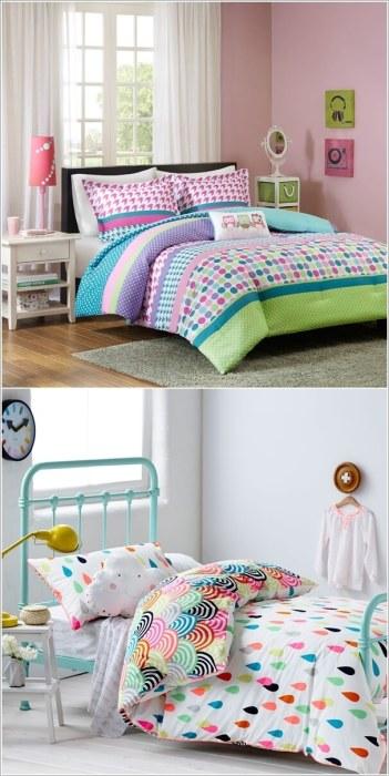 Интерьер в детской комнате с акцентом на мебели можно создать своими руками без привлечения профессионалов.