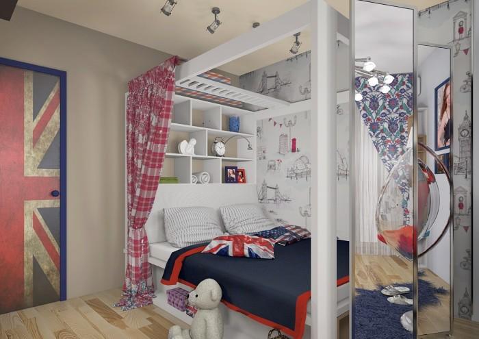 Подбор идеального дизайнерского решения для спальни подростка крайне сложная и важная задача.