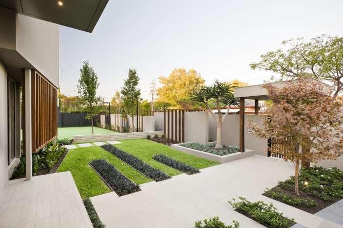 Восхитительные идеи ландшафтного дизайна, которые помогут облагородить придомовую территорию.