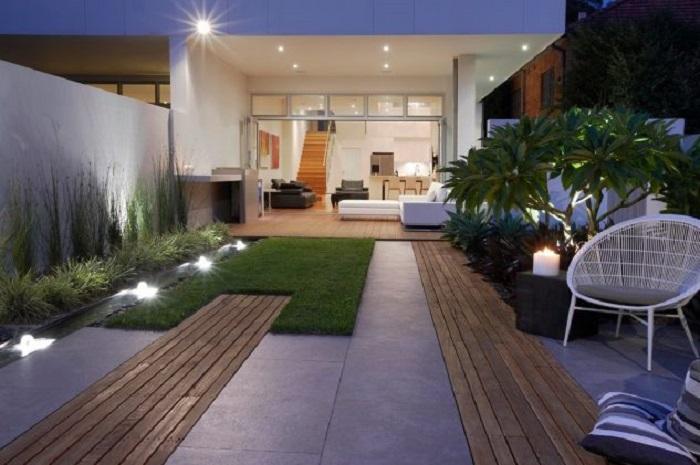 Загородный дом - это место куда стремятся люди после окончания трудовой недели или в долгожданный отпуск.
