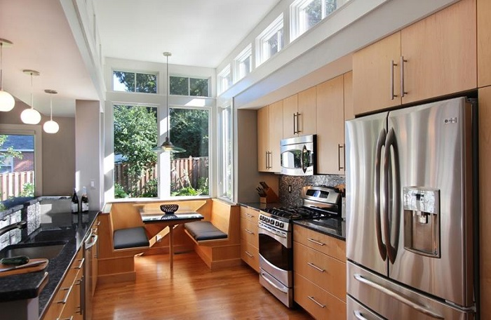 Кухонные уголки, которые станут настоящим эксклюзивом.