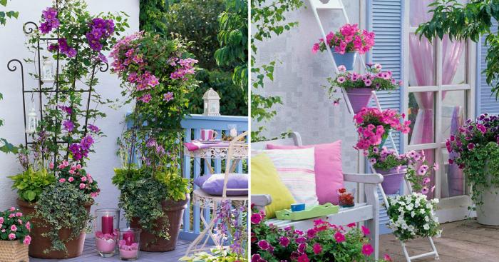 Восхитительные идеи  озеленения, которые помогут создать на дачном участке настоящий райский уголок.