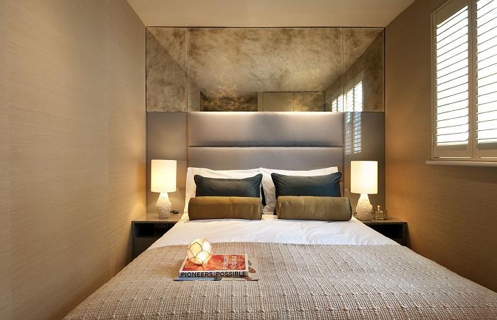 Необыкновенные примеры оформления маленькой спальни с учетом современных тенденций.