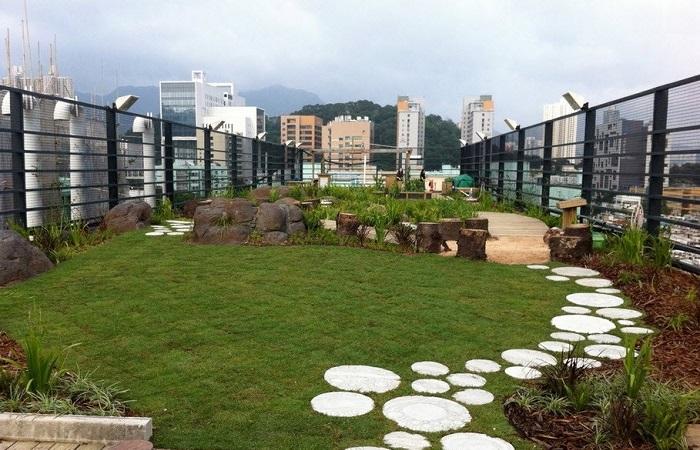 Очаровательные садовые дорожки для оформления загородного участка.