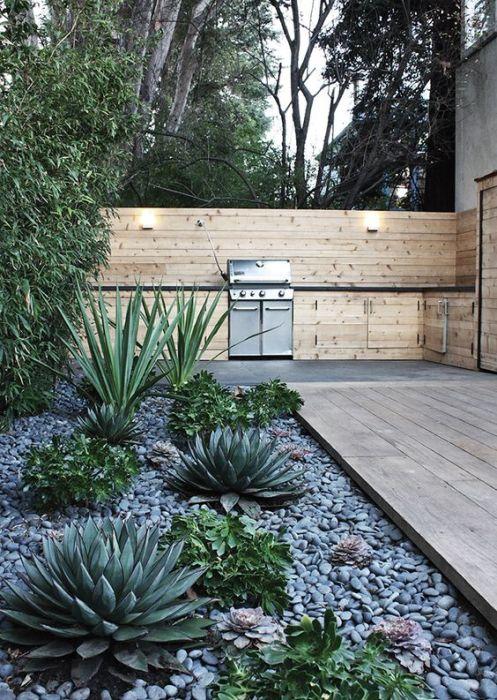Современный ландшафтный дизайн шагнул из парковых комплексов в частные владения.