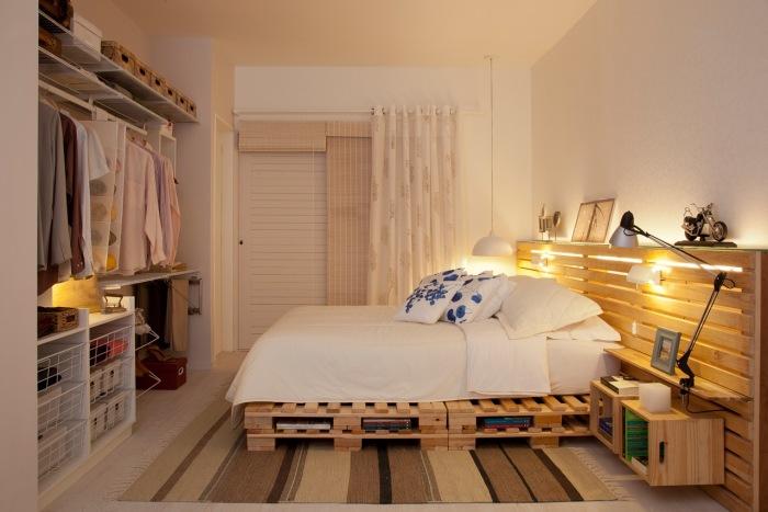 Деревянные поддоны широко используются во всем мире как материал для разнообразных дизайнерских проектов.