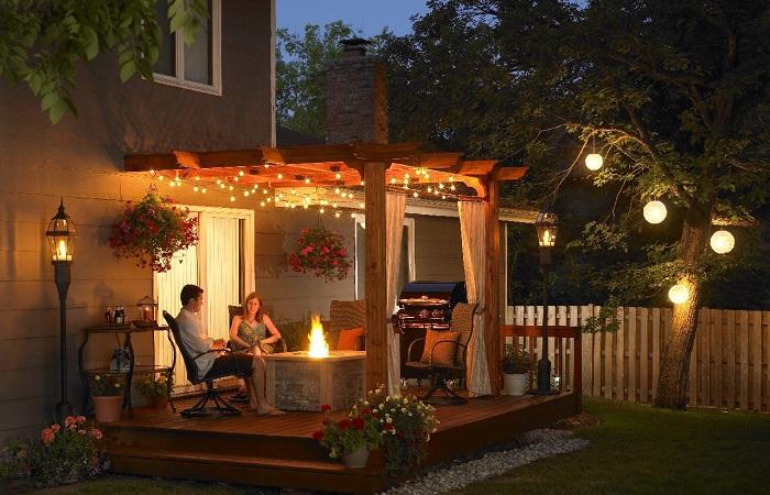 Актуальные идеи оформления и организации зоны отдыха, которые позволят насладиться летним отдыхом.