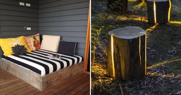 Великолепные идеи обустройства дачного участка, которые помогут создать удивительную атмосферу тепла и уюта.