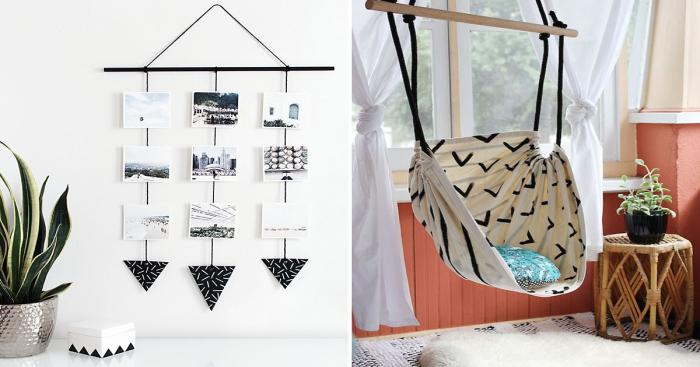 Изумительные идеи домашнего декора, которые вдохновят вас на эксперименты.
