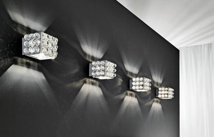 Уникальные светодиодные светильники, которые преобразят любой интерьер.