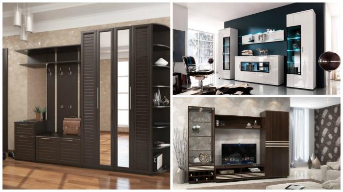 Современные шкафы, которые украсят любой интерьер.