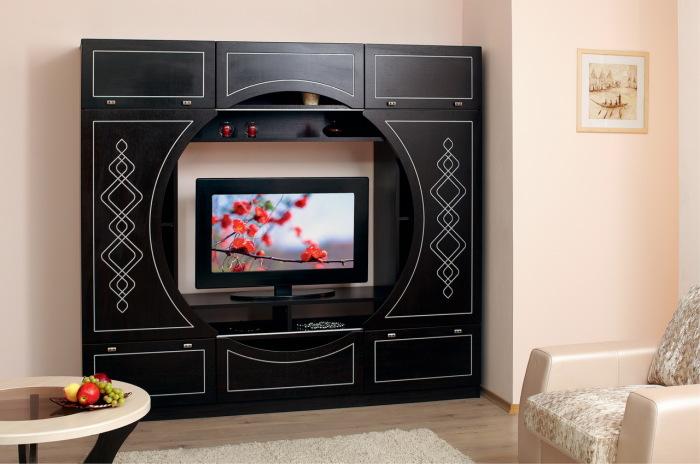 Необычная модульная стенка, которая удивит сочетанием великолепного качества, дизайна и доступной цены.