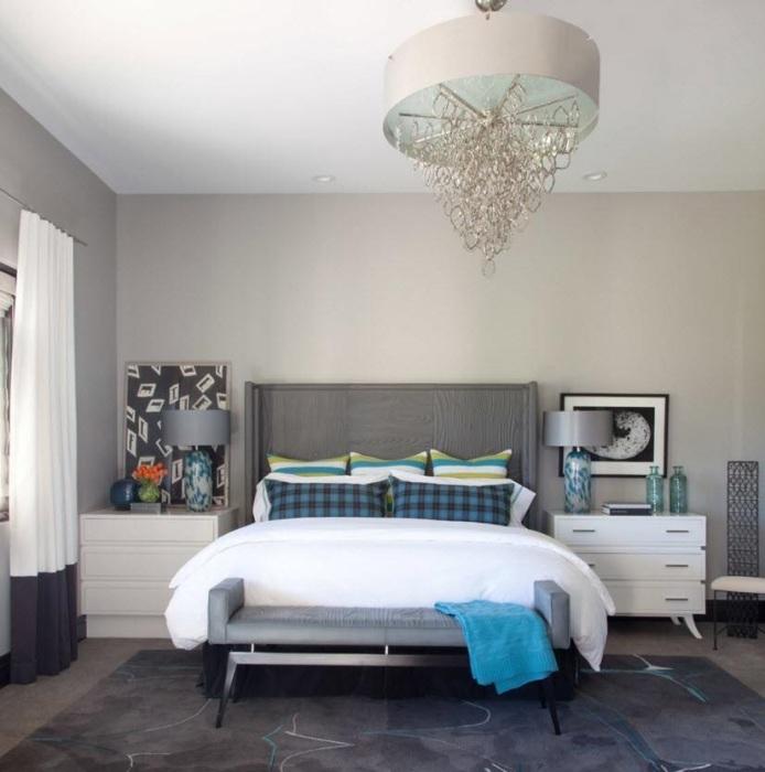 Правильно подобранный ковёр позволит создать теплую и уютную атмосферу в помещение.