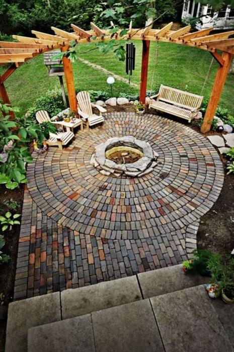 Создание красивой и удобной площадки для летнего отдыха на свежем воздухе - ключевой этап формирования будущей придомовой территории.