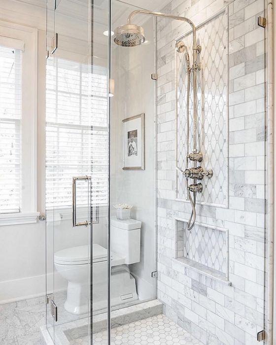 Классический стиль в ванной комнате – это аристократичная сдержанность и элегантность.