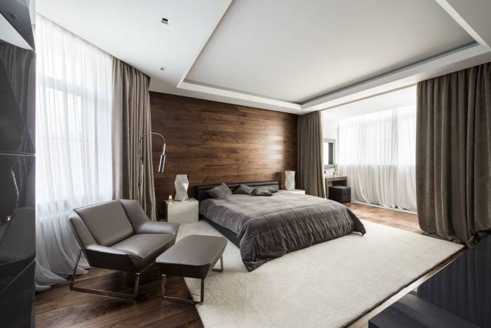 Нейтральная цветовая палитра создаёт гармонию в любом помещении.
