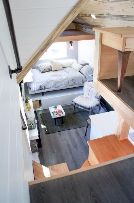 Хранение вещей очень часто является проблемой, особенно в малогабаритных квартирах.