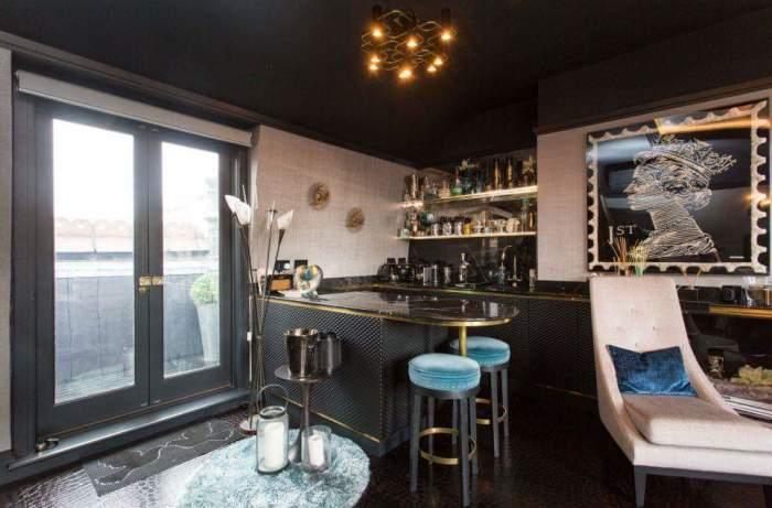Кухня в английском стиле будет истинным украшением каждого дома