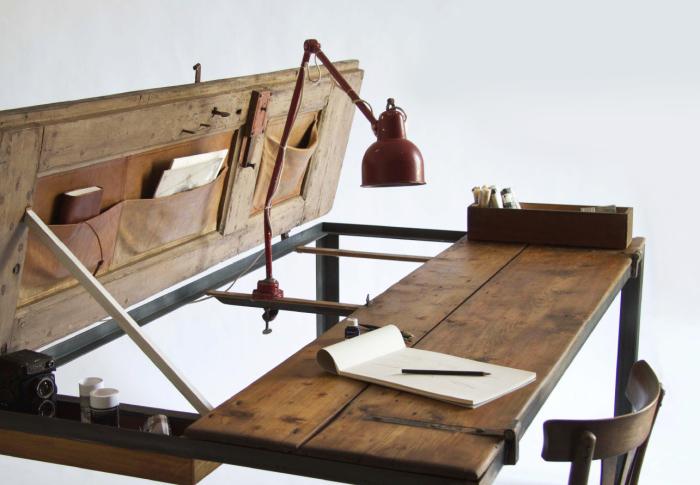 Примеры великолепной деревянной мебели, которая создаст необыкновенную атмосферу в интерьере.