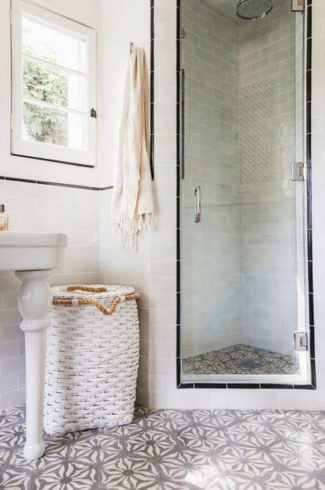 В маленькой ванной комнате громоздкая ванна является не самым лучшим вариантом.