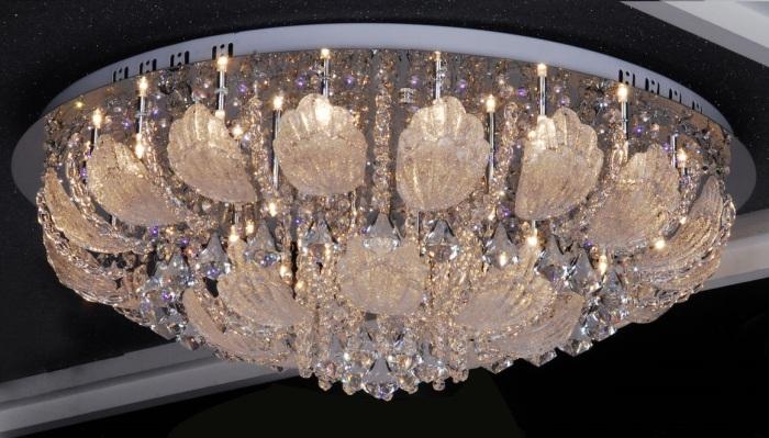 Классический потолочный светильник, который никогда не выйдет из моды.