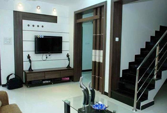 В современном дизайне гостиной комнаты большое внимание уделяется подбору освещения и выбору цветовой гаммы.