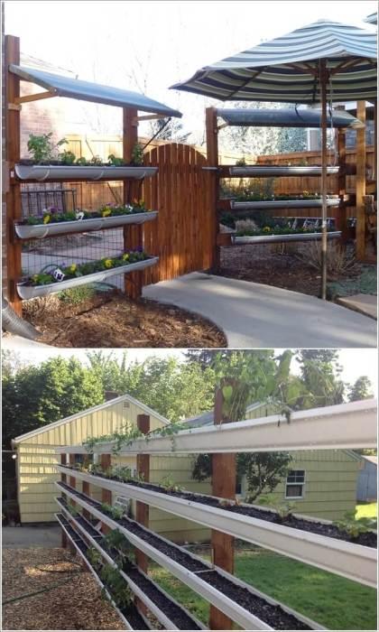 Отсутствие места под садовый участок не должно останавливать истинных любителей цветов и растений.