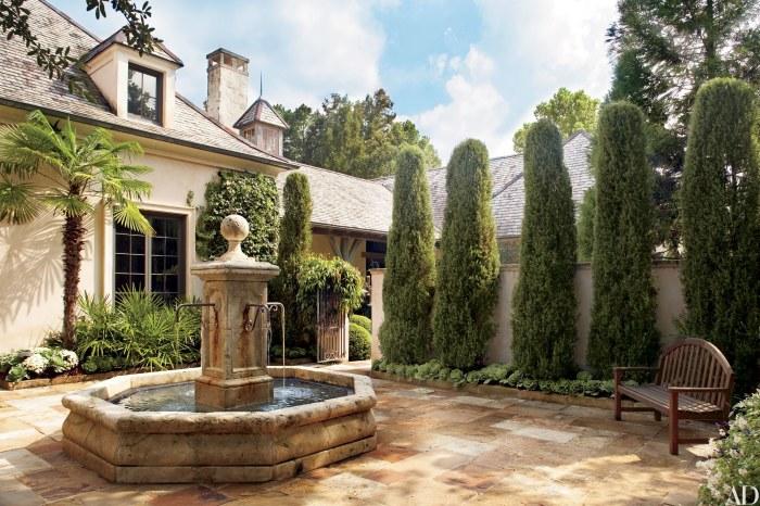 Выразительные фонтаны, которые превратят ваш садовый участок в волшебную сказку.