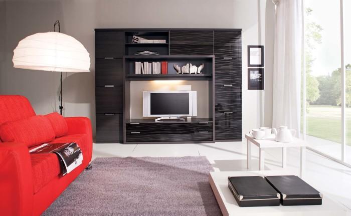 Дизайн комнаты с домашним кинотеатром