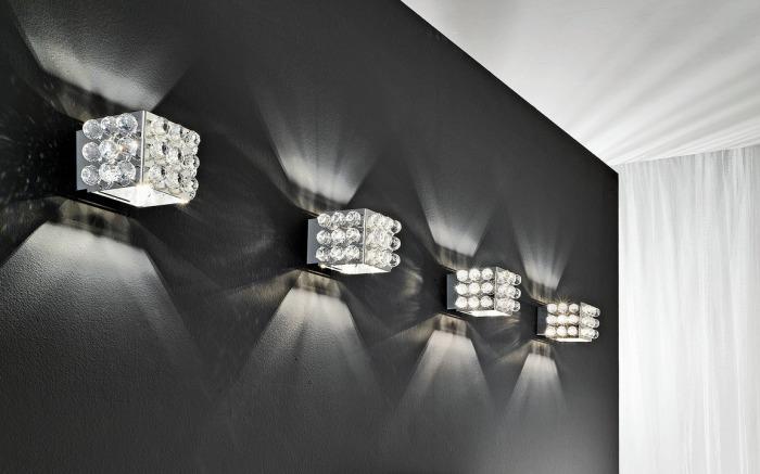 Светодиодные светильники, которые совмещают в себе функциональные и декоративные функции.