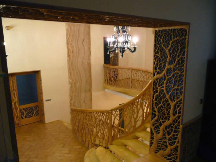 Резные деревянные элементы в интерьер - это удивительное сочетание качества, красоты и экологичности.