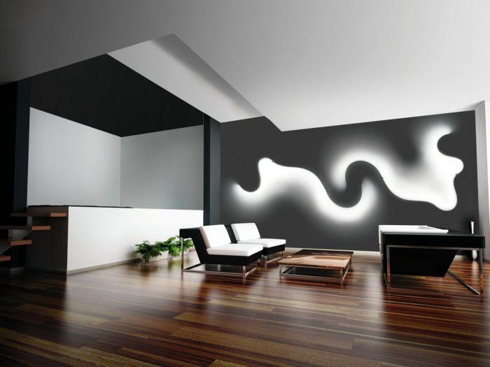 Настенные светодиодные светильники подчеркивают неповторимый и изысканный вкус их владельца.