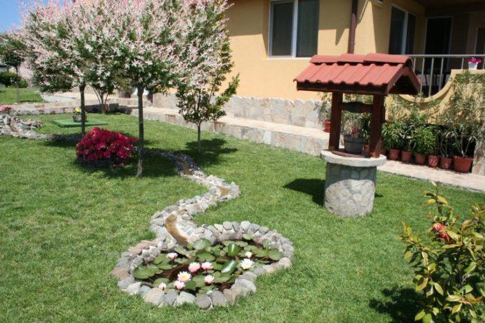 Профессиональное оформление садового участка, которое создаст просто отличное настроение.