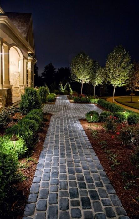 Садовая дорожка - один из ключевых аспектов современного ландшафтного дизайна.