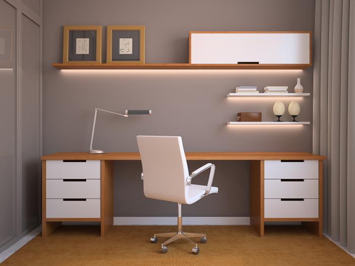 Идеальное решение для домашнего офиса.