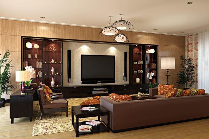 Классический стиль в оформлении современного интерьера подойдет людям с утонченным вкусом.