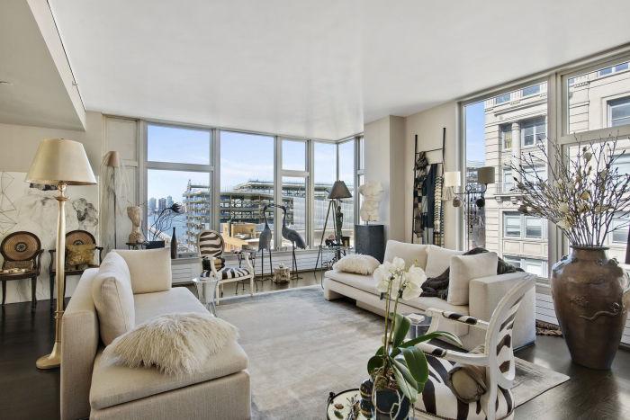 Дрібні деталі будуть відмінно виглядати в інтер'єрі стильних апартаментів.
