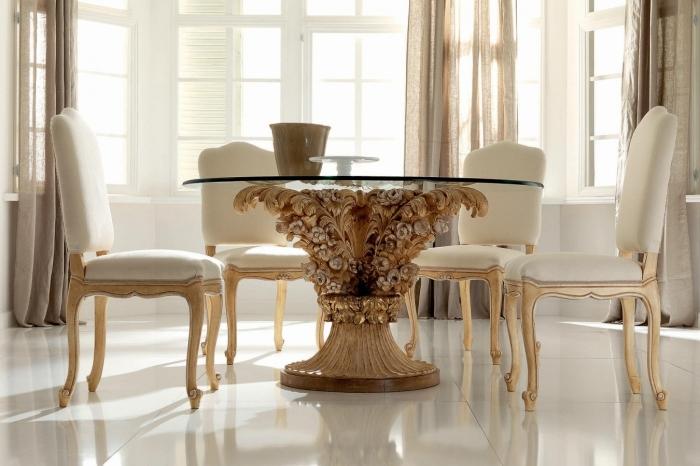 Классическая мебель в итальянском стиле.
