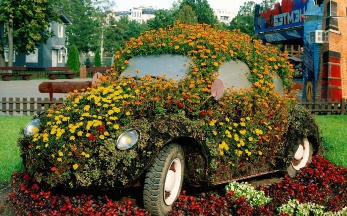 Замечательных цветников, которые понравятся каждому дачнику.
