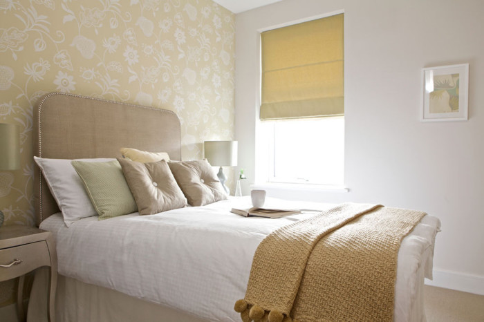 20 очаровательных примеров дизайна спальни, которые не сложно реализовать в малогабаритной квартире.