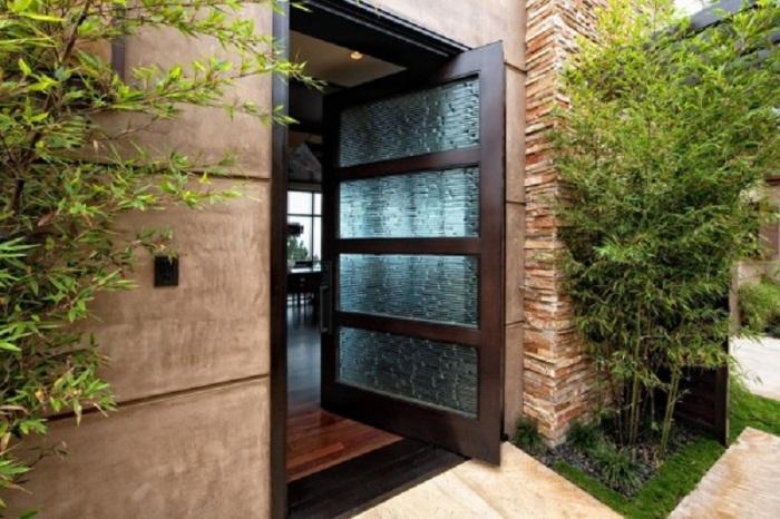 Вдохновляющие входные и межкомнатные двери, которые все захотят иметь в своем доме.
