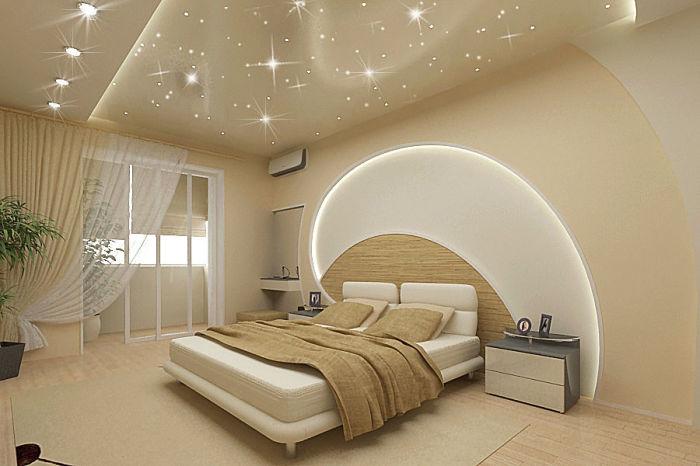 Спальня должна стать идеальным местом для комфортного отдыха.