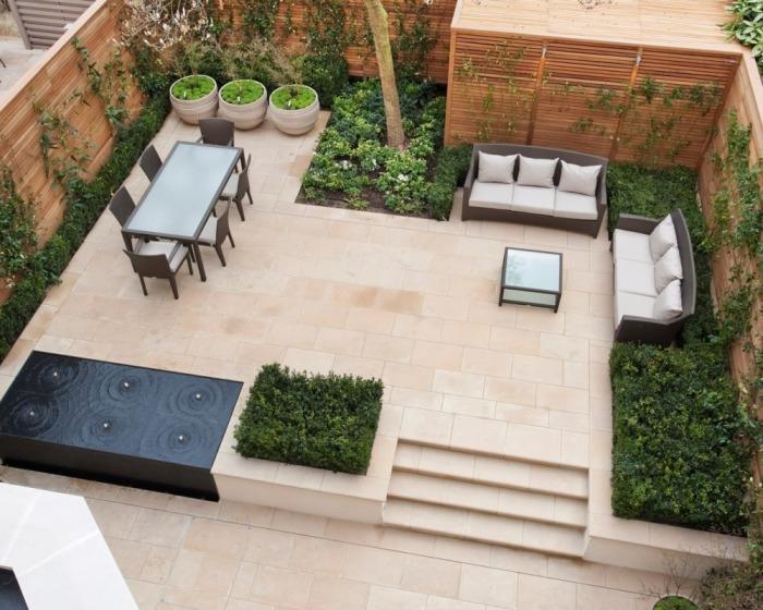 Создание гармоничной обстановки при помощи уличной мебели для террасы и сада.