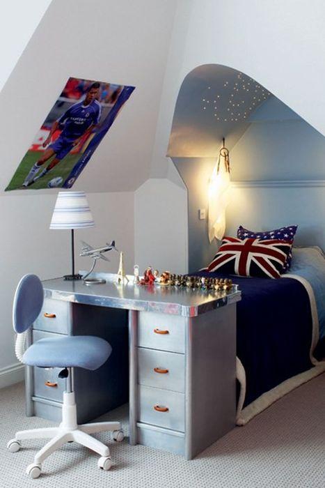 Компактное размещение мебели позволит значительно сэкономить драгоценные квадратные метры.